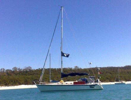 Island Time @ Whitehaven beach - Whitsundays.jpg